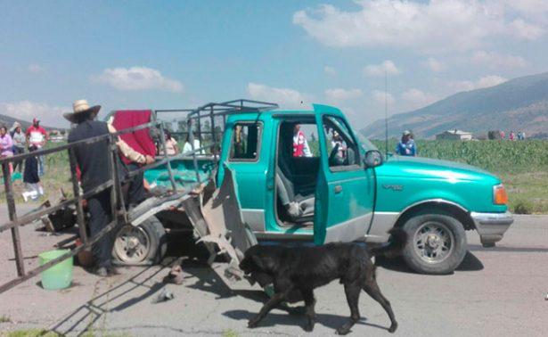 Explosión en Acambay, Estado de México