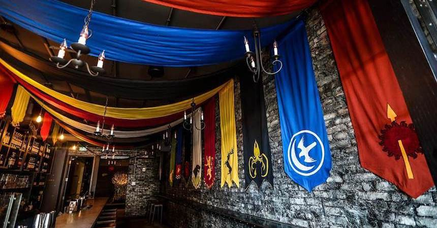 El Game of Thrones Pub