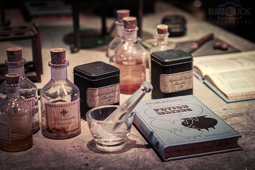 Harry Potter - Pociones