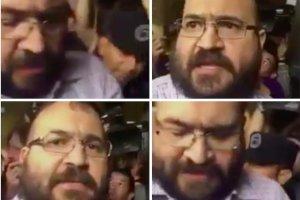 Javier Duarte se presenta a su segunda audiencia en Guatemala
