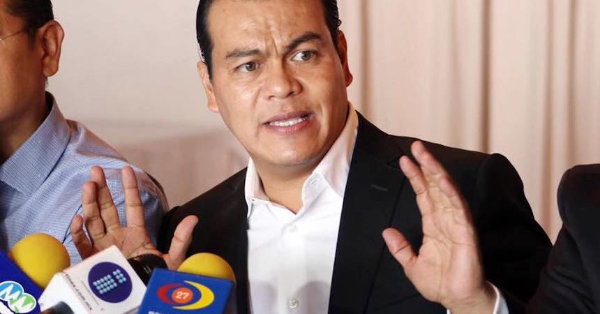 Juan Zepeda, excandidato a la gubernatura del Estado de México por el PRD