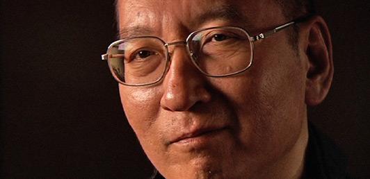 El premio Nobel de la Paz, 2010, Liu Xiaobo