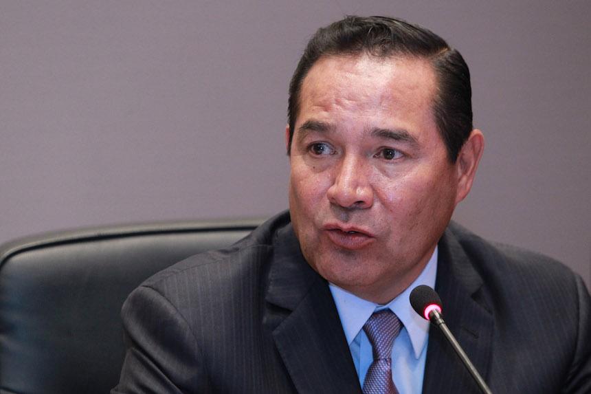 Luis Enrique Miranda, titular de Sedesol