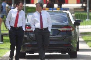 Luis Videgaray y José Antonio Meade presumen su bonita amistad