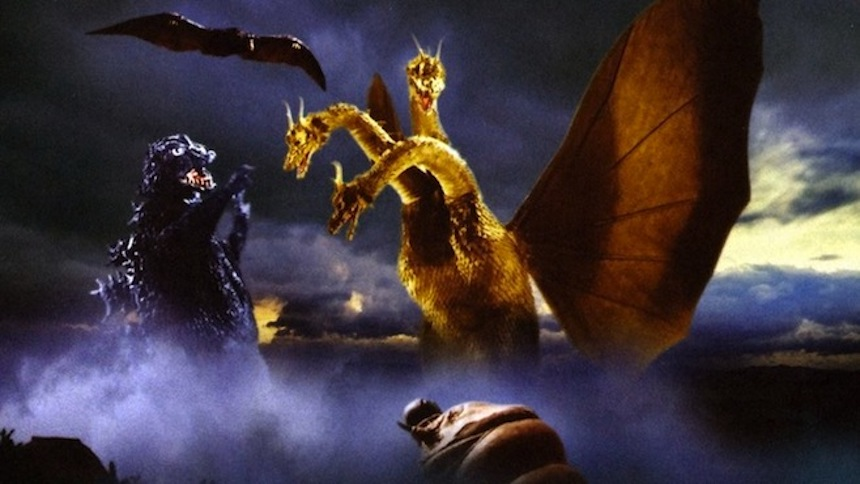 Enemigos de Godzilla - Mothra, Rodan y Ghidorah