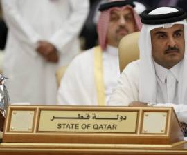 El Emir de Qatar, Tamim bin Hamad al-Thani