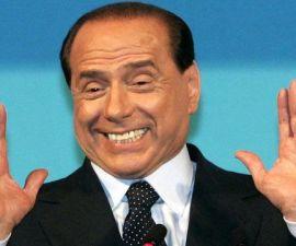 El exprimer ministro de Italia, Silvio Berlusconi