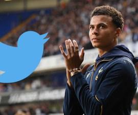 Tottenham en Twitter