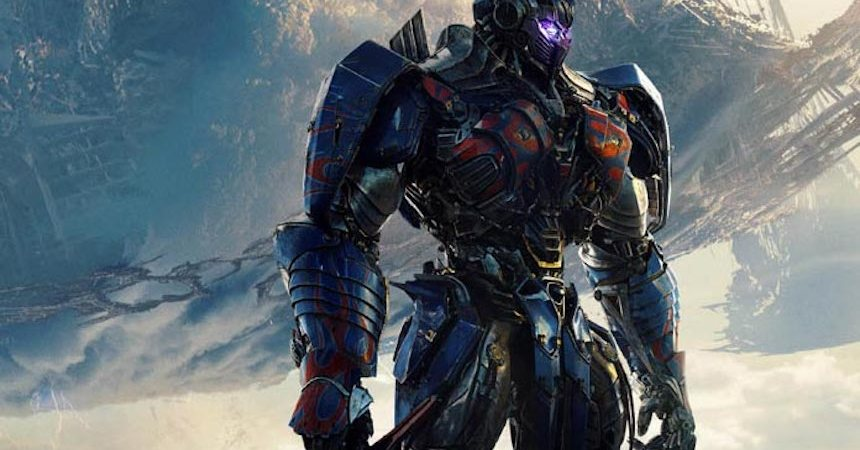 Trailer - Transformers: The Last Knight