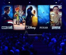D23 Presentaciones Disney y Pixar