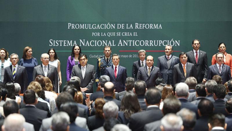 Sistema Nacional Anticorrupcion