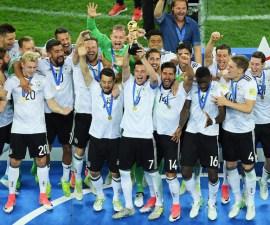 Alemania, campeón de la Confederaciones