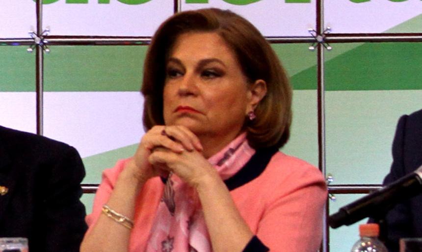 Arely Gómez, titular de la Secretaría de la Función Pública