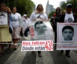 Integrantes del GIEI denunciaron que el Gobierno de México supuestamente los espió y entorpecieron su investigación del caso Ayotzinapa