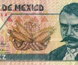 Un Emiliano Zapata:¿se acuerdan de los billetes de a diez pesos?