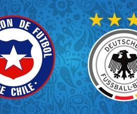 Chile vs Alemania