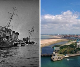 Dunkerque - Antes y ahora