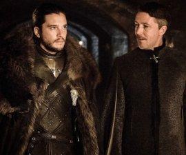 Game of Thrones - Jon y Littlefinger