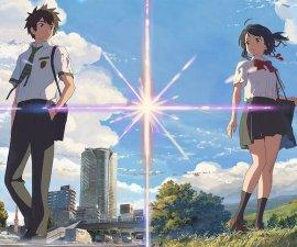 Kimi no Na wa - Película de anime