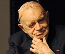 El poeta y filosofo Ramón Xirau