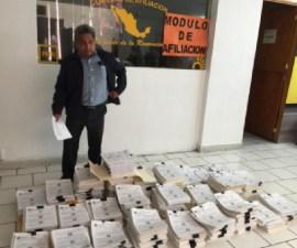 Rey Morales, uno de los fundadores del PRD