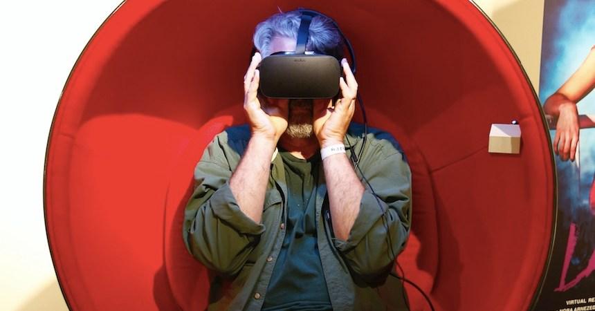 Tecnología de VR