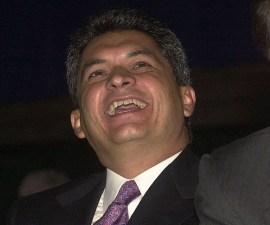 Tomás Yarrington, exgobernador de Tamaulipas