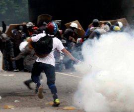 Se cumplen tres meses de las movilizaciones contra Maduro en Venezuela