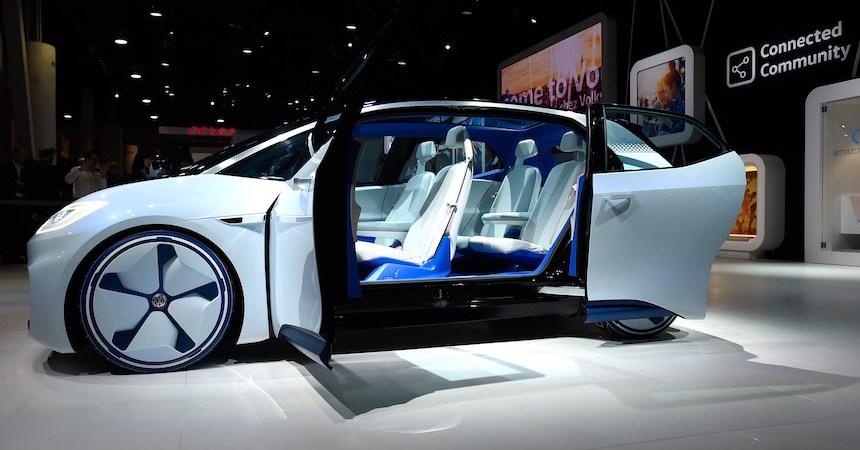 Volkswagen - Auto autónomo