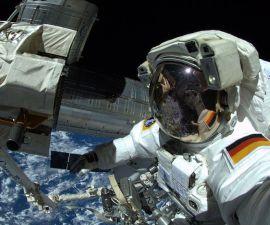 NASA - Astronauta
