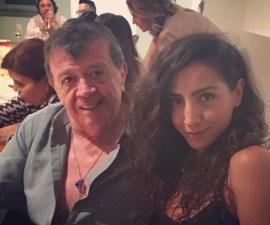 Chabelo y su foto con una joven