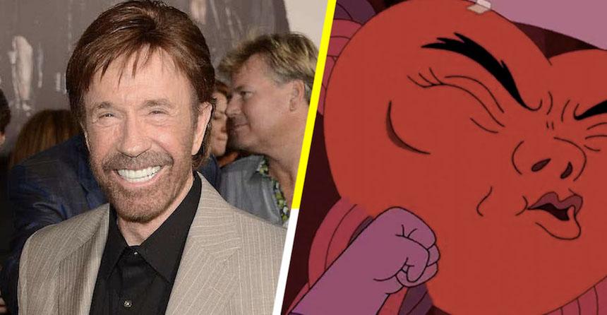 Chuck Norris - Reacciones en Internet a sus dos infartos
