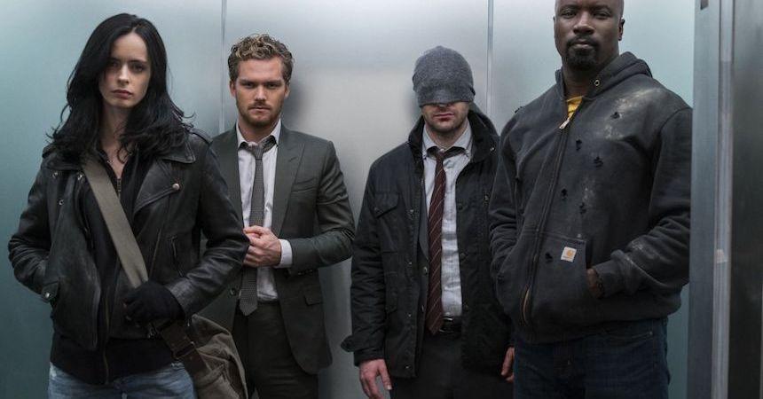 The Defenders - Marvel