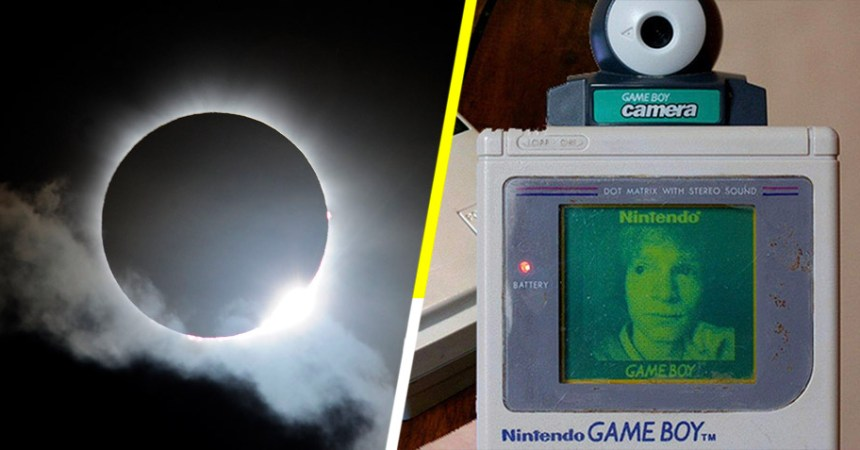 Game Boy Camera Eclipse