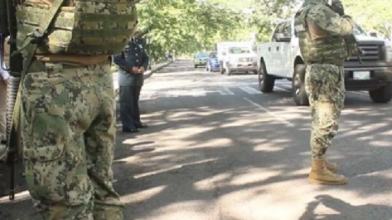 Ejército en Colima