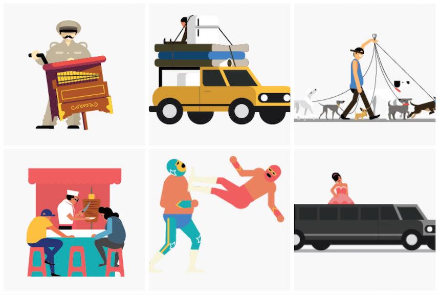 Estos son los emojis elegidos para representar a la CDMX