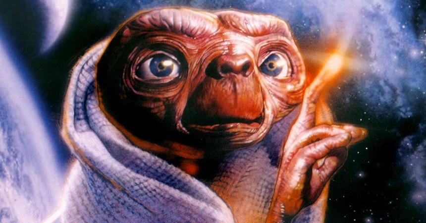 E.T. Final original