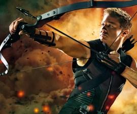 Jeremy Renner en Avengers