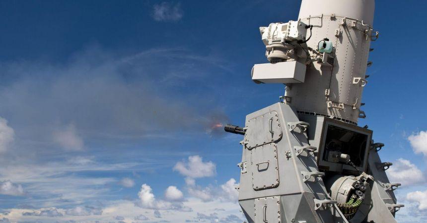 Raytheon Phalanx Close-In Weapon System
