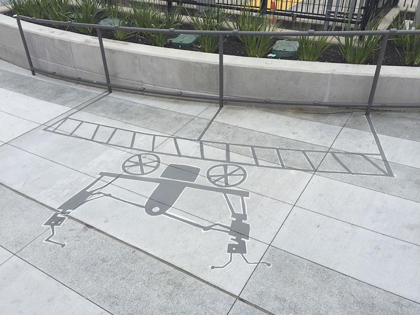 Artista callejero - Robots