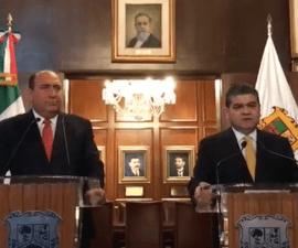 Rubén Moreira entrega Coahuila a Miguel Riquelme a pesar de la resolución del INE