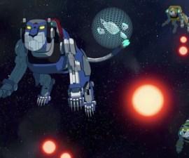 Voltron: Defensor del Universo