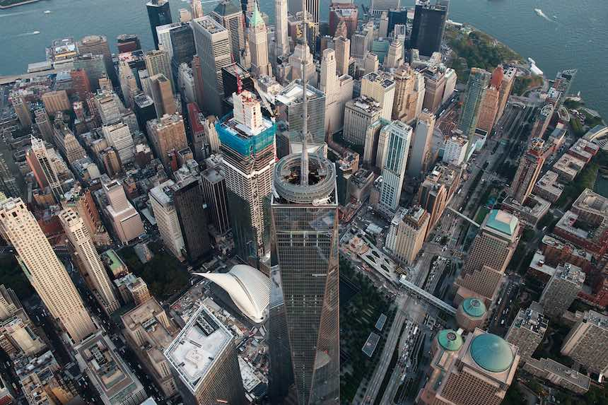 One World Trade Center - Altura