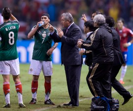Costa Rica vs México 2013