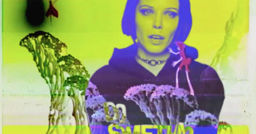 """Alice Glass estrenó video para """"The Altar"""", un viaje psicodélico en un cuento de hadas."""