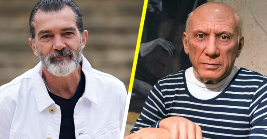 Antonio Banderas dará vida a Pablo Picasso en Genius.