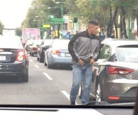 La inseguridad continúa en la Ciudad de México