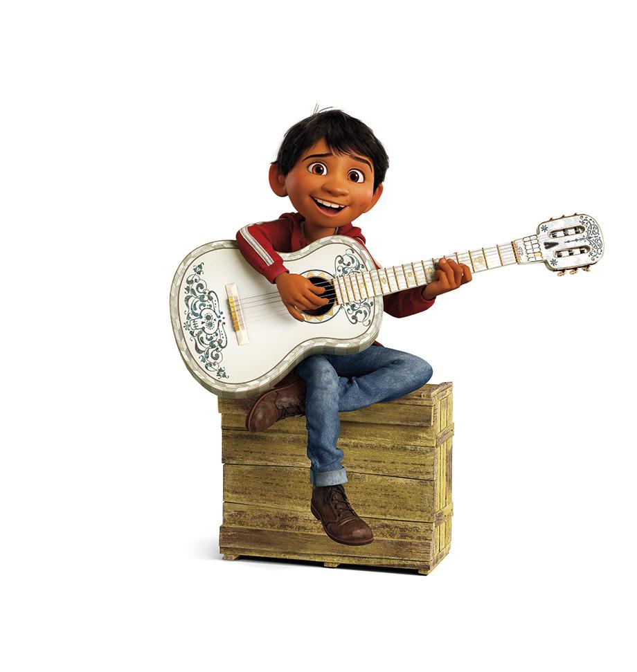 Te explicamos un poco m s de los personajes de pixar for Imagenes de coco