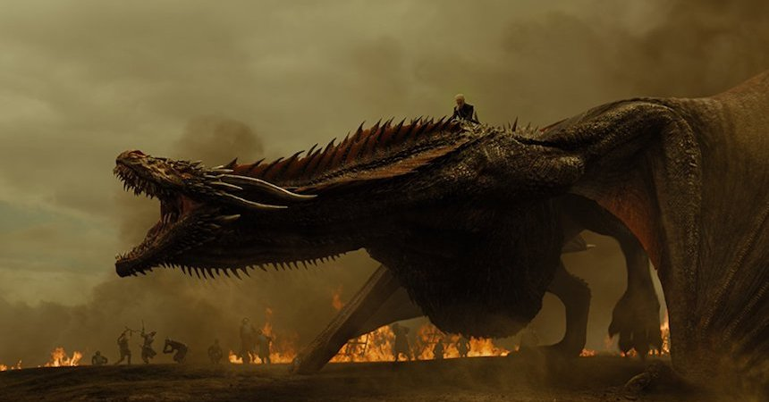 Dragones en Game of Thrones - Explicaciones de Neil deGrasse Tyson