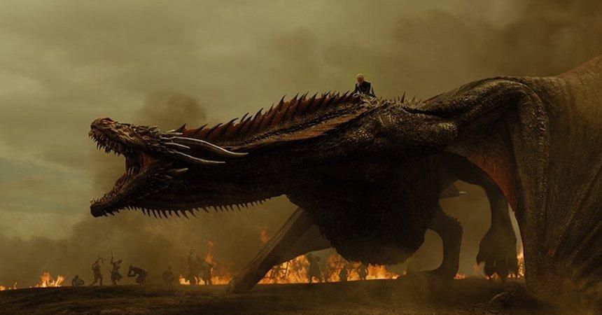 Dragones en Game of Thrones - Explicaciones de Neil deGrasse Tyson